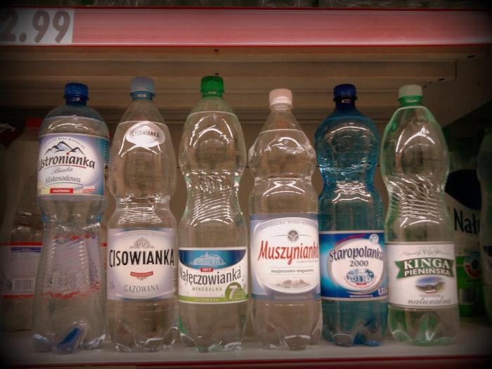 Copywriting wód mineralnych