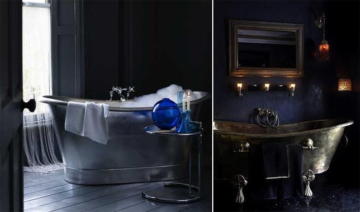 Dramatic-gothic-bathroom